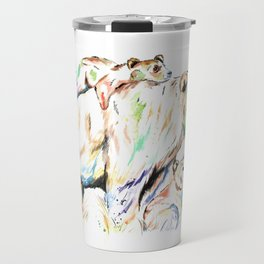 Bear Family - and then there were 3 Travel Mug