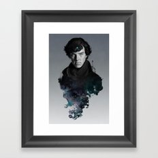 The Excellent Mind Framed Art Print