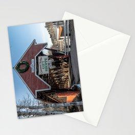 Bartlett Covered Bridge Bartlett New Hampshire Stationery Cards