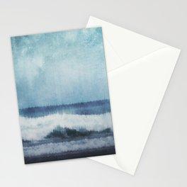 Wave Glitch 1 Stationery Cards