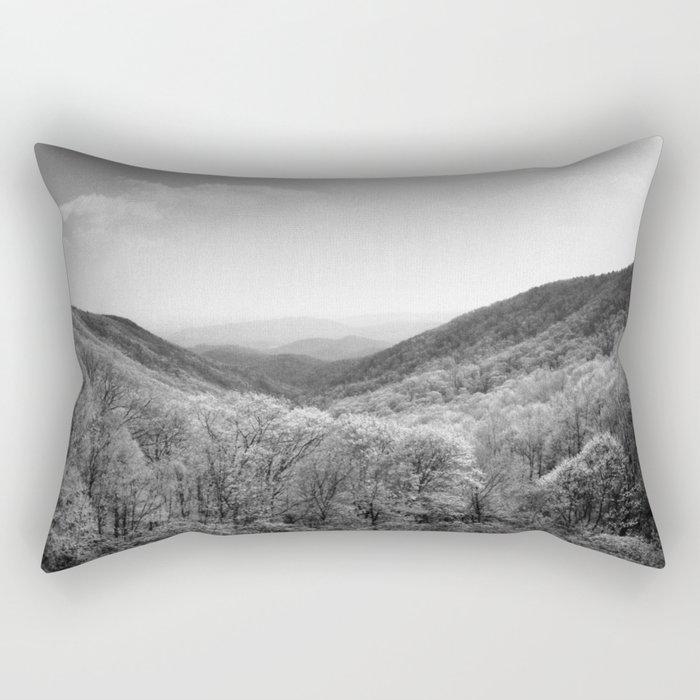Devil's Garden Rectangular Pillow