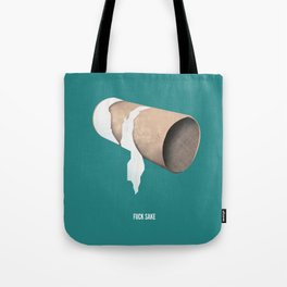 Toilet Peeve Tote Bag