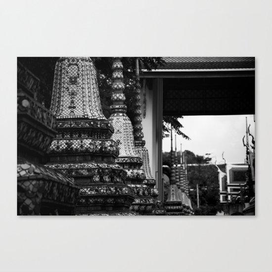 Bangkok Canvas Print