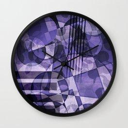 Jazz Café Wall Clock