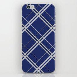 Ravenclaw Argyle iPhone Skin