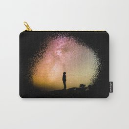 """""""Let There Be Light"""" Carry-All Pouch"""