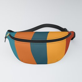Color Waves Fanny Pack
