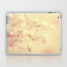 flowers yellow II Laptop & iPad Skin