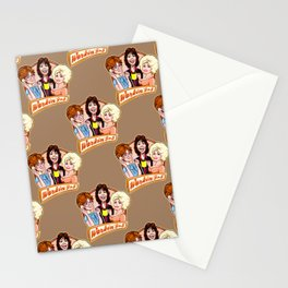 Workin' 9 to 5 Stationery Cards