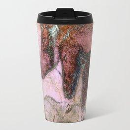 Chauvet Cave Horse Heads I Travel Mug