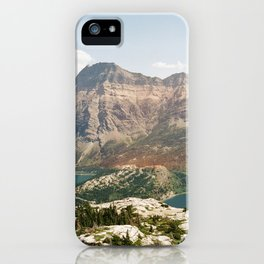 Mountain Views iPhone Case