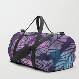 Colorful leaves II Duffle Bag