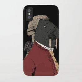 Morzart iPhone Case