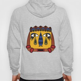 Mexican Mask Hoody