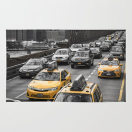 New York City Traffic Rug