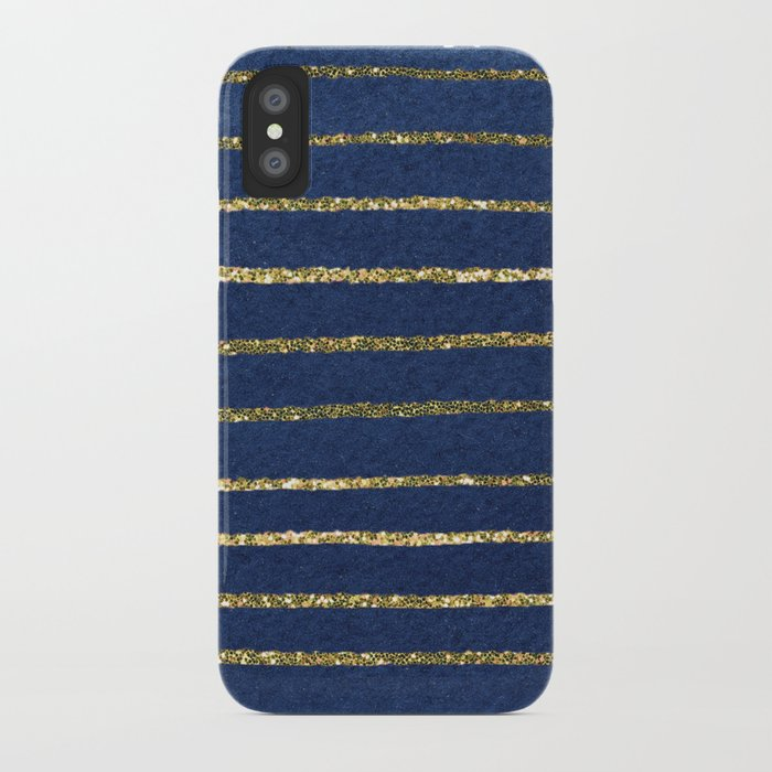 Nautical Sparkle iPhone Case