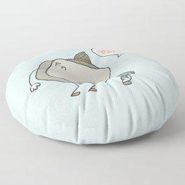 Find Your Function Floor Pillow