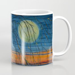 Pulling the Tides Coffee Mug