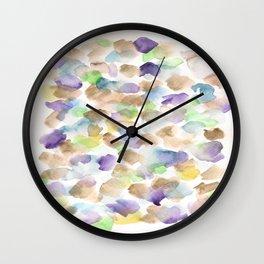 150725 My Happy Bubbles 2 Wall Clock