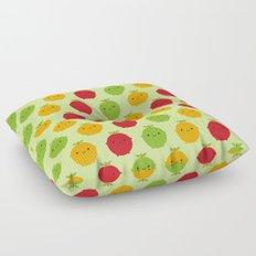 Cutie Fruity Floor Pillow