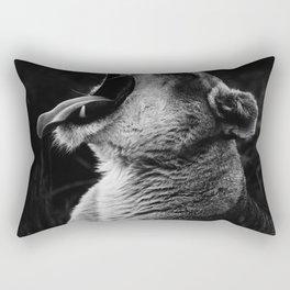 King of everything Rectangular Pillow