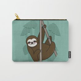 Kawaii sloth Carry-All Pouch