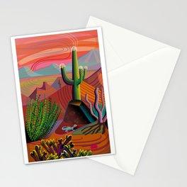 Gila River Landscape Stationery Cards
