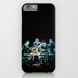 The Card Game iPhone Case
