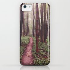 The Future Awaits, The Path Lies Before You Slim Case iPhone 5c