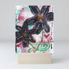 GARDEN OF WHIMSY 2 Mini Art Print