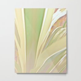 Grow, Body Flowing Out Of Spirit Metal Print