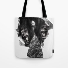 Lion #2 Tote Bag