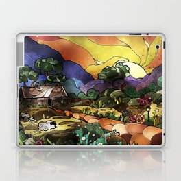 The Shepherd's Cottage Laptop & iPad Skin