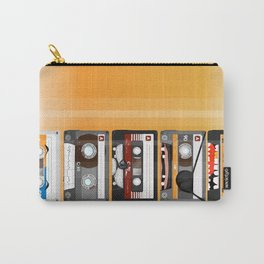 The cassette tape Carry-All Pouch