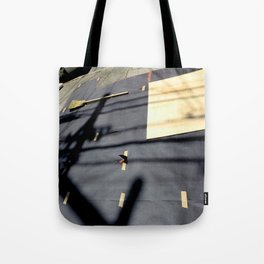 Paved With Good Intentions Tote Bag