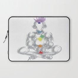 chakra meditation Laptop Sleeve
