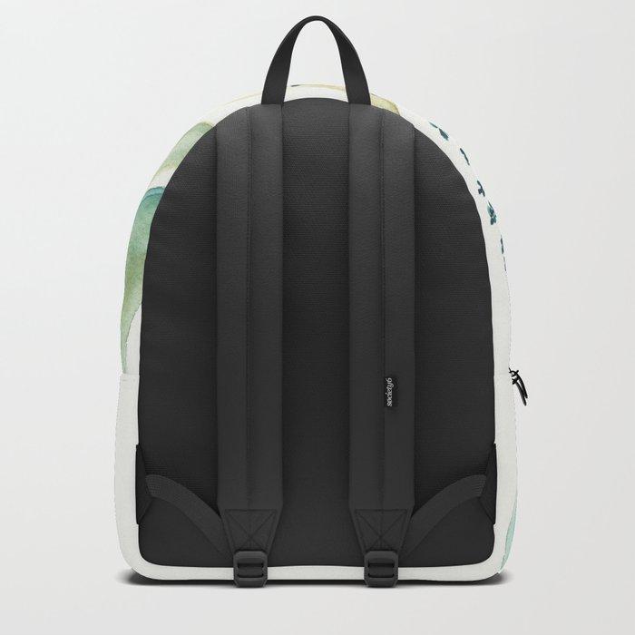 Botanical vibes 02 Backpack