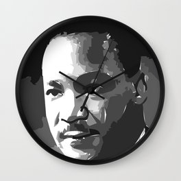 Martin Luther King Portrait Wall Clock
