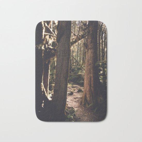 Forest Wonderland Bath Mat
