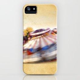 amusement park iPhone Case