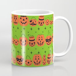 Trick or Treat Smell My Feet- Green Coffee Mug