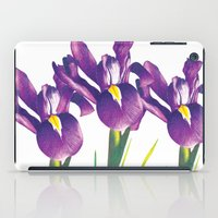 iris iPad Cases featuring Iris by Matt McVeigh