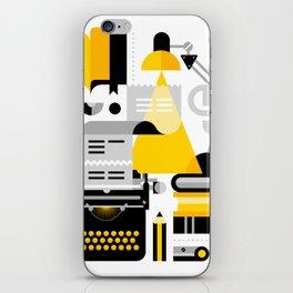 Creative Writing iPhone Skin