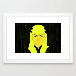 Illyana Rasputina - Magik v1 Framed Art Print