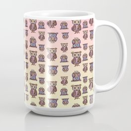 Owl pattern Coffee Mug
