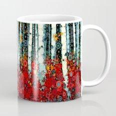 :: Begonia Birch :: Coffee Mug