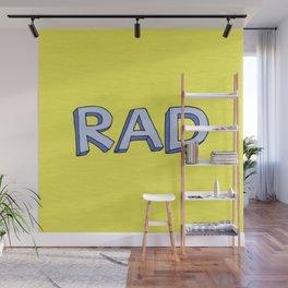 RAD Wall Mural
