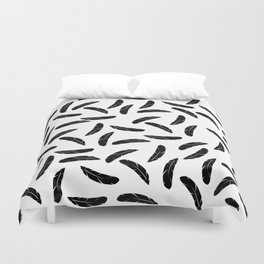 Feathers Cut Out Duvet Cover