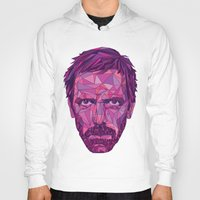 house md Hoodies featuring House by Wink