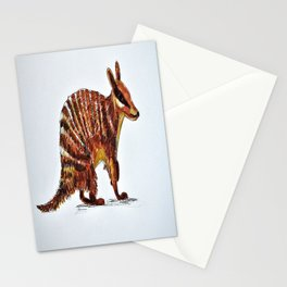 Banded Numbat Stationery Cards